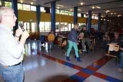 Doorloop 22-9-2012 Met zien allen in de bak